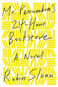 Mr. Penumbra's 24 hour Bookstore