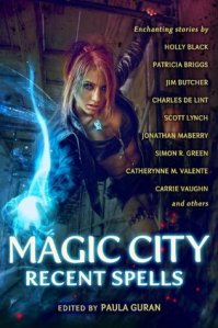 Magic City Recent Spells