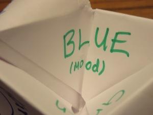 Cootie blue