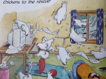 Chickensrescuehomework