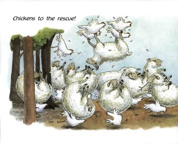 chickensrescuesheep