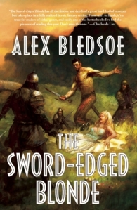 The Sword Edged Blonde