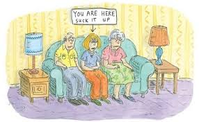 Roz Chast you are here